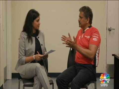 CNBC-TV18 Exclusive with Anand Mahindra