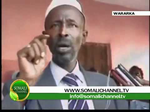 Galmudug: One of the best Candidate in galmudug history Dr Mohamud Abdi Elmi Timo kalajeh.flv