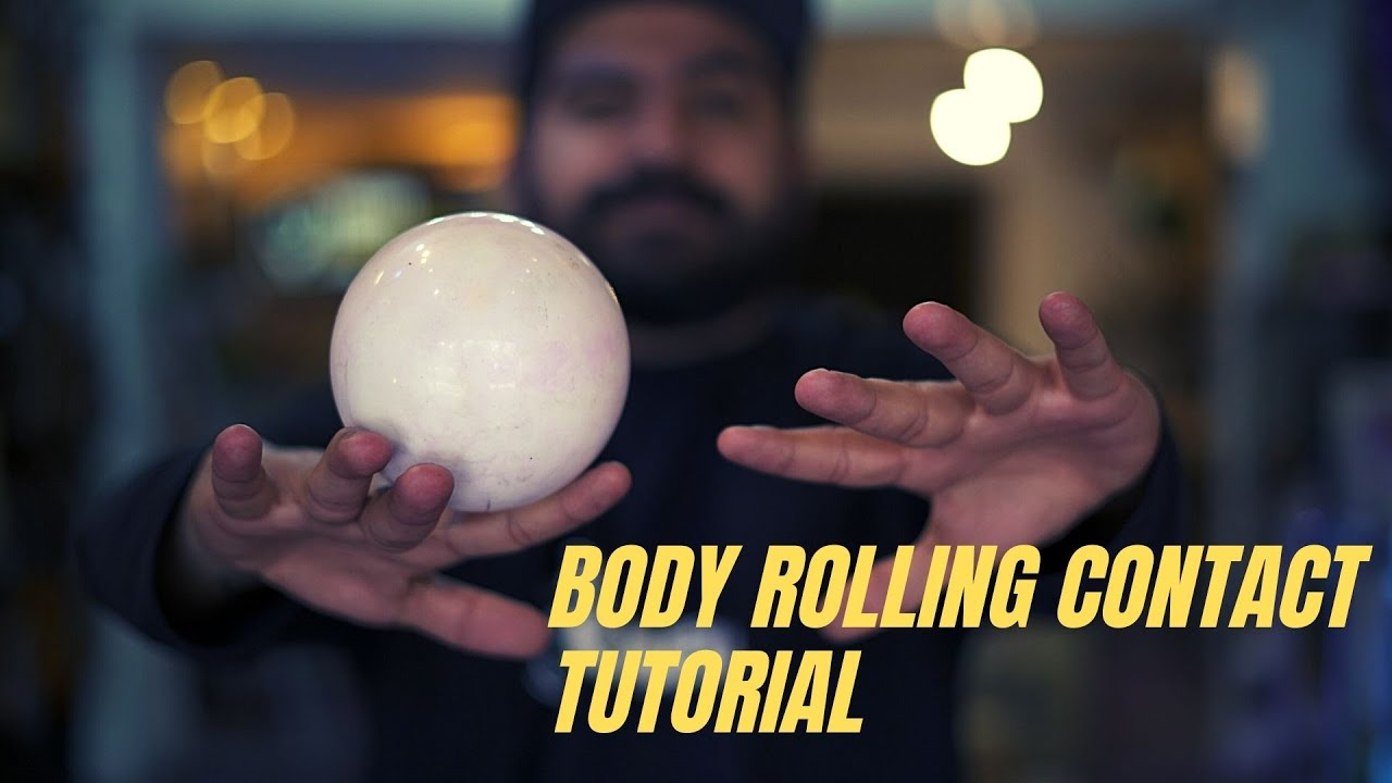 Body Rolling - Contact Tutorial