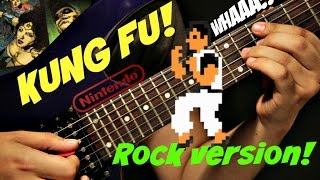 "Kung Fu - Spartan X NES Theme Song ""スパルタンX"" Music Soundtrack 