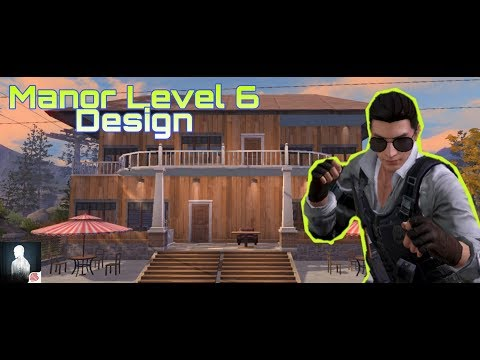 How To Build LifeAfter Manor Level 6 Best Design