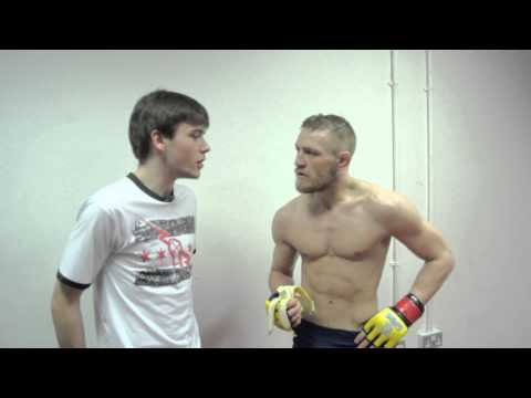 Conor McGregor - Post-Fight At Cage Warriors 51 [SevereMMA.com]