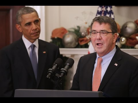 Defense Secretary Nominee Ash Carter Confirmation Hearing