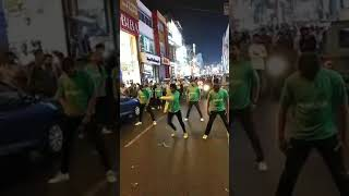 Flash Mob @ Commercial Street on Store Opening