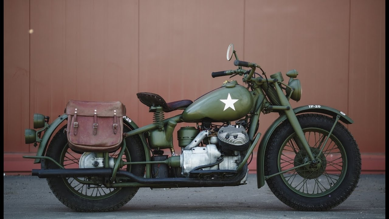 military motorcycles iconic most motorcycle army