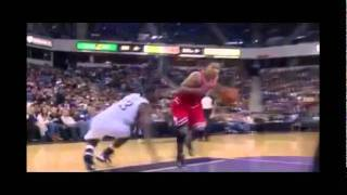 Derrick Rose Im In The Zone 2010-2011 highlights