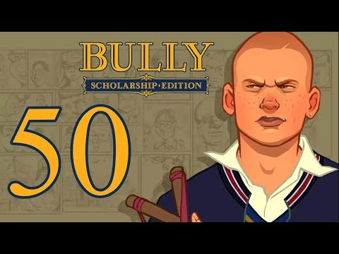 Bully Scholarship Edition: Anniversary playthrough pt50 - Jimmy's Delivery Service