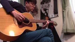 エールのチェリーブロッサムガールのギターカバーです。 本当はカポ付け...