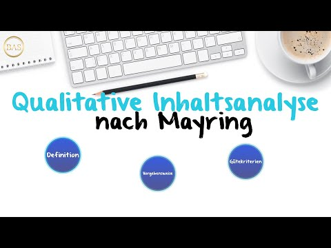 Qualitative Inhaltsanalyse mit MAXQDA 2018 - So setzt Du sie um!из YouTube · Длительность: 1 час37 мин35 с