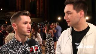 Travis Wall says he turns into a big black girl when he dances & excited to be mentor on SYTYCD 12