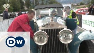 رالي الألب للسيارات القديمة | عالم السرعة