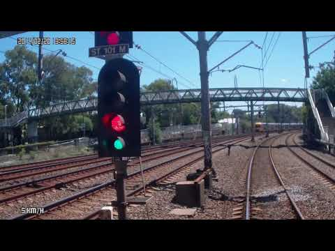 Central To Springwood And Return