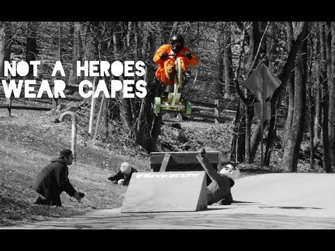 Not All Heroes Wear Capes - YouTube