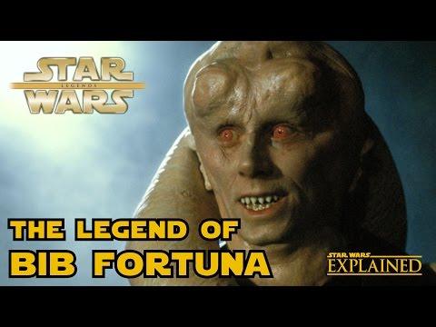 The Legend of Bib Fortuna  Star Wars Explained