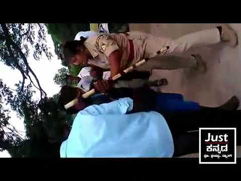 a boy ndecent behaviour with forest department women staff in chunchanakatte falls