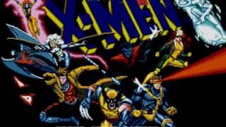 X Men Gameplay HD✔ Sega Genesis Mega Drive LongPlay Walkthrough
