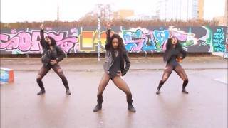 dj dyna FT Leftside - TURN IT UP (Dipdil ep 1Dawn Hook choreography)