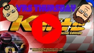 VRS Thursday Liam and Mike play Formula Karts on the Sega Saturn