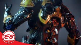 Anthem: Video Game Awards Teaser Trailer - EA | EB Games