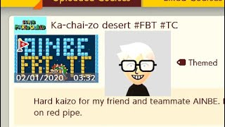 Ka-cha-izo Desert #TeamChamps #FBT