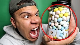 GUESS THE NUMBER OF EGGS IN THIS JAR!! *99% WILL FAIL THIS GAME*