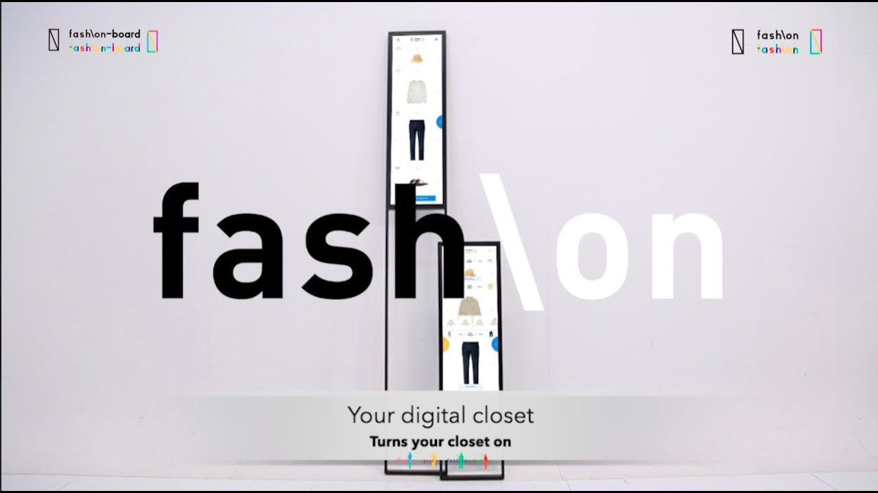 fash\on 1st promotional video is online