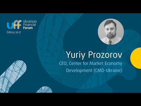 Ukrainian Financial Forum 2017 - Prozorov's UkrTokenVydobuvannia - Crypto securities market panel