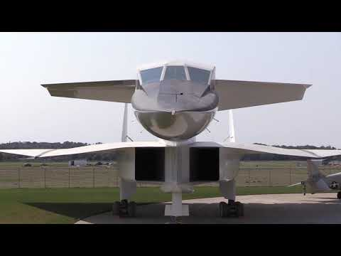 North American XB-70 Valkyrie(Aircraft Move Oct 6, 2020)