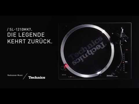 Technics SL-1210MK | Eine Legende kehr zurück