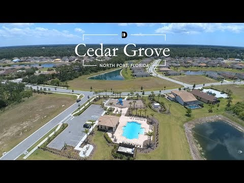 Cedar Grove Homes for Sale | North Port FL | davidbarrhomes.com