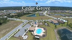 Cedar Grove Homes for Sale | North Port FL | davidbarrhomes.com