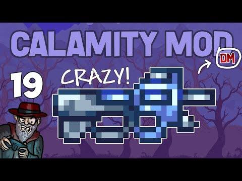 Terraria # 22 SIREN'S RARE DROP!! Calamity Mod D-Mode Let's