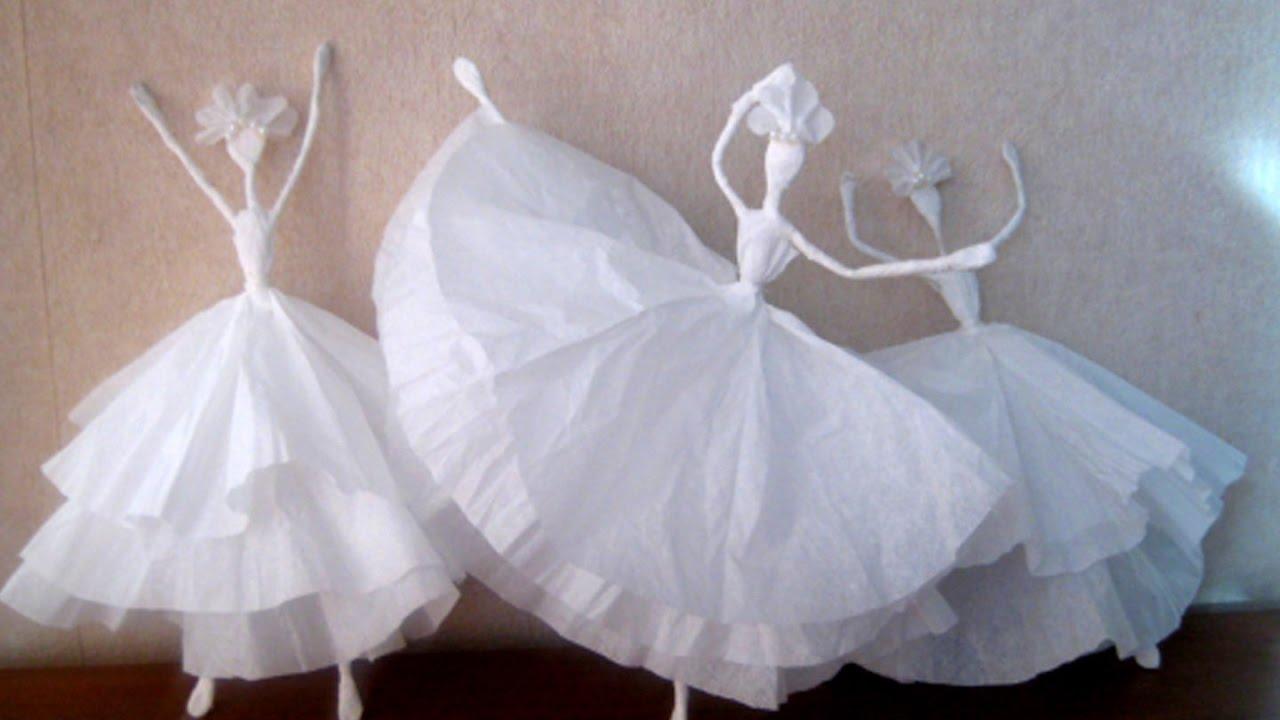 Поделки своими руками балерина фото 687