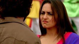 Sonakshi Sinha threatens Shahid Kapoor - R...Rajkumar (Dialogue Promo 2)