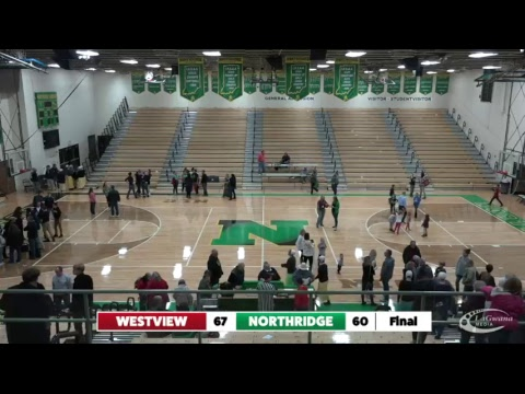 Boys vs Northridge 2017-2018