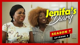 jenifa's diary S7EP5 - HOPE AGAIN (JENIFA In London )