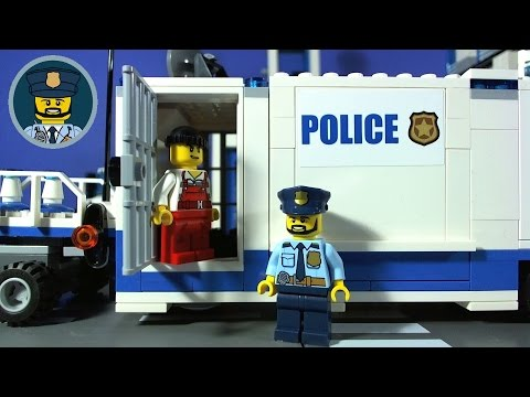 lego city magazine with free minifigures youtube. Black Bedroom Furniture Sets. Home Design Ideas