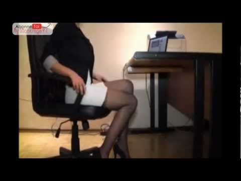 high heels stockings and a sexy short skirt from YouTube · Duration:  35 seconds
