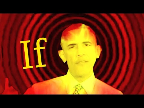 """""""If"""" - Stuttering Obama Remix featuring Trump"""