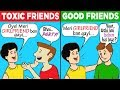 5 Signs You Have a TOXIC Friend - Test Your Friendship (NOW)