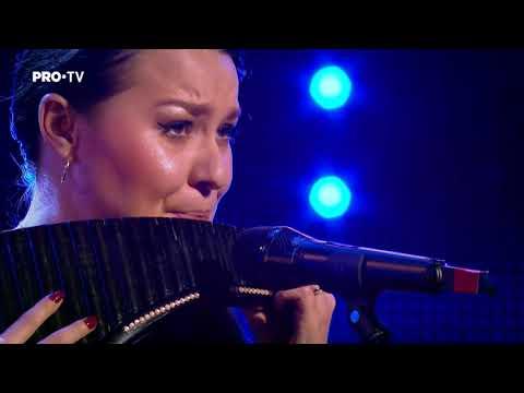 Când ai talent la nai | Mariana Preda – Românii au Talent