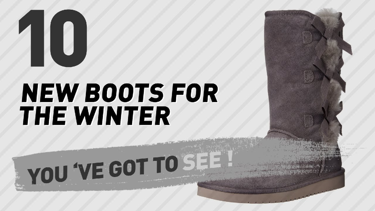 a2e5bfa8fdb Koolaburra By Ugg Womens Boots Collection // New & Popular 2017