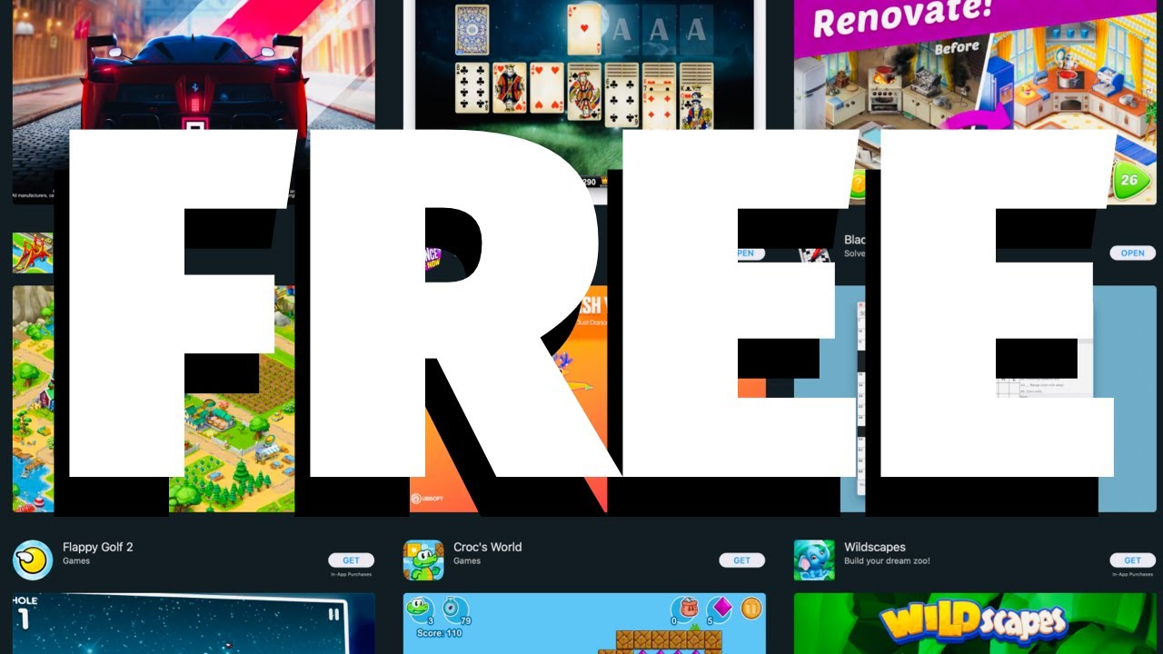 Download games for mac os free