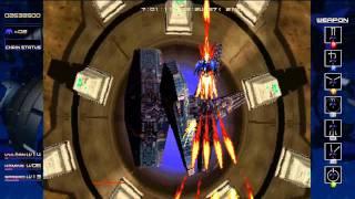 XBLA Radiant Silvergun (1st level), recorded 9/18/11