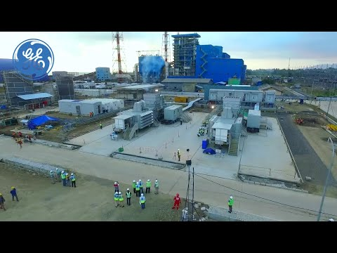 GE's TM2500 In Lombok, Indonesia | GE Power