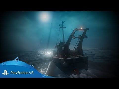 A Fisherman's Tale | Gameplay Trailer | PSVR