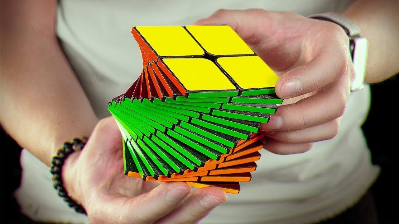 Download I made a Rubik's cube 2x2x16