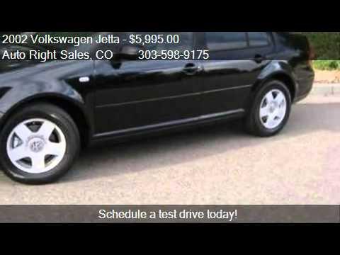 2002 Volkswagen Jetta GLS 2.0 - for sale in Commerce City, C