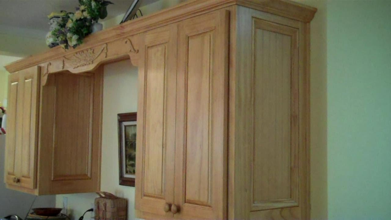 Making A $10 Raised Panel Door - YouTube