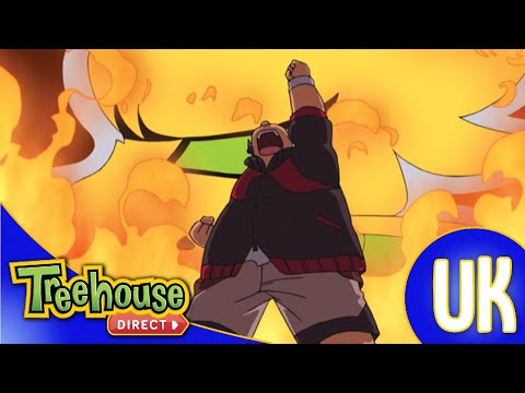 Beyblade Metal Fusion: Charge! Bull Power! - Ep.4